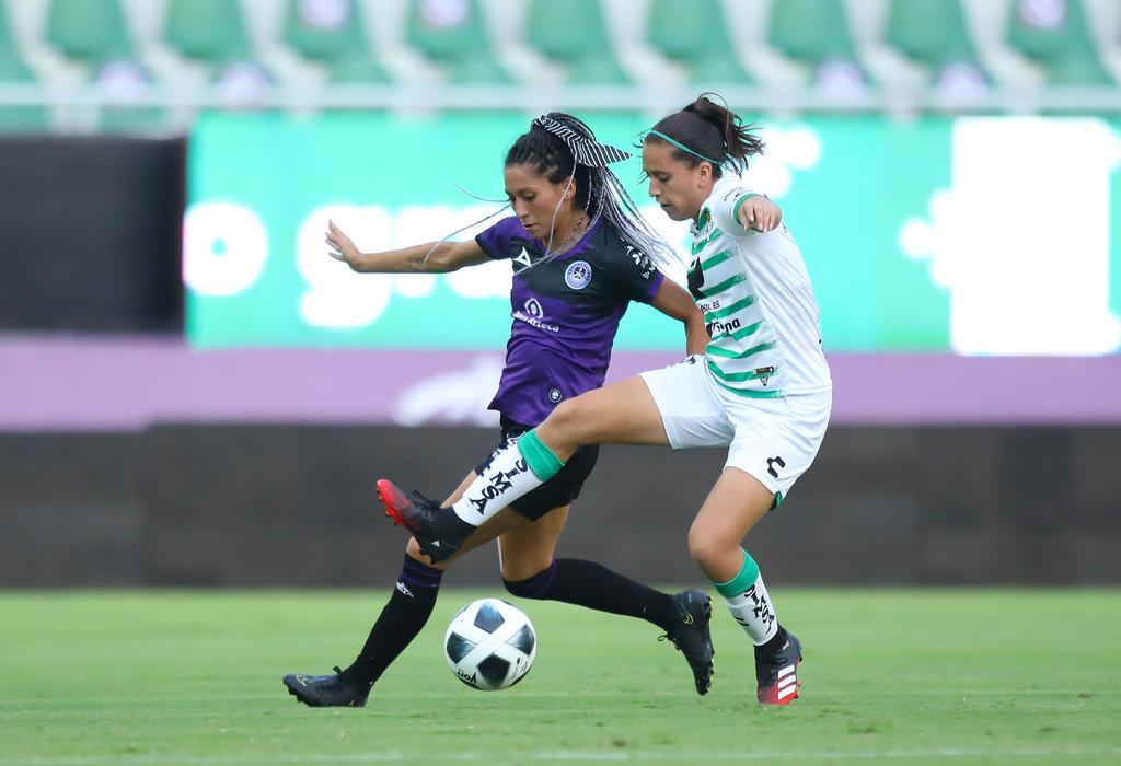 Guerreras del Santos Laguna obtienen su primer triunfo en el Apertura 2021 de la Liga MX Femenil