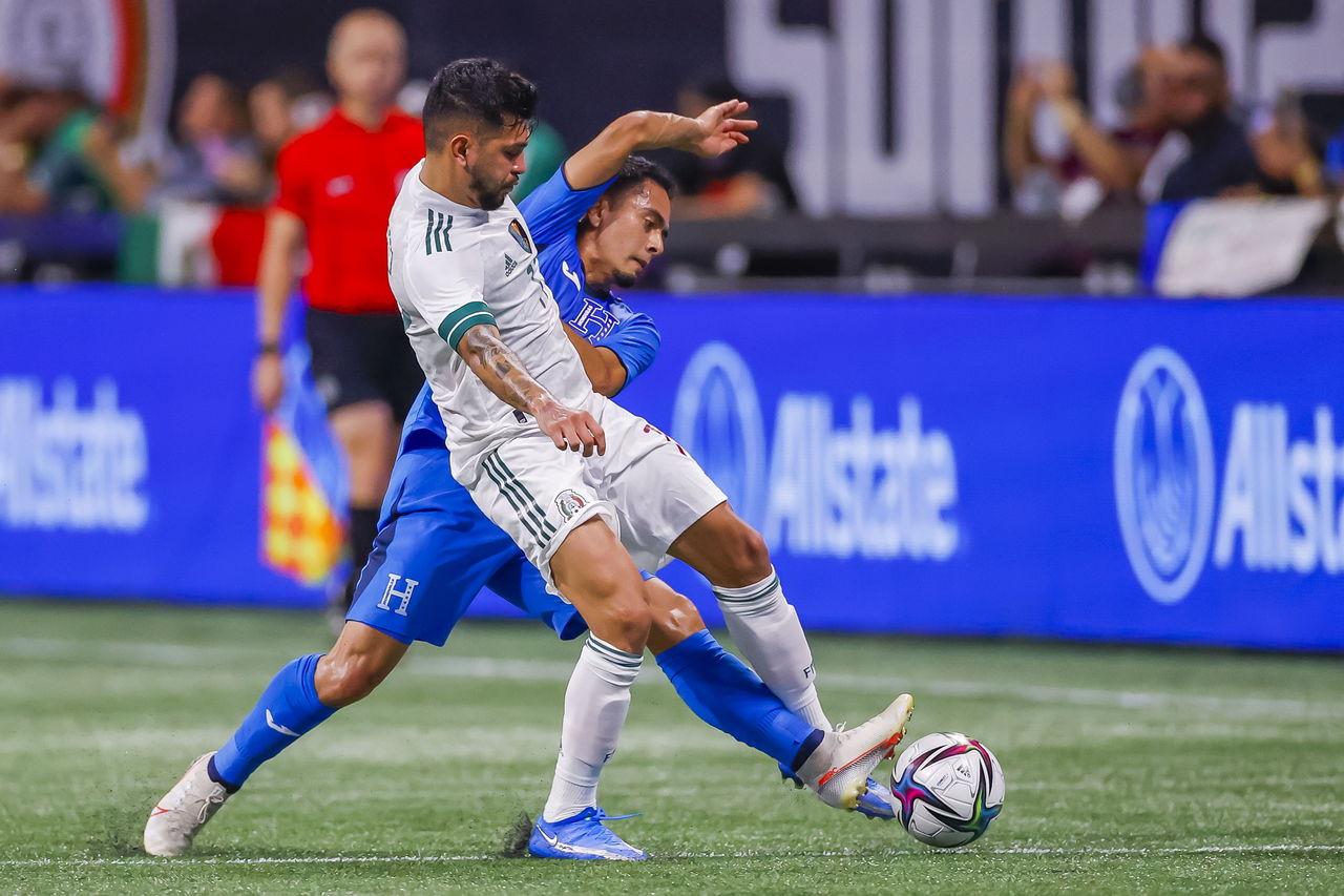 México por el pase a semis en la Copa Oro