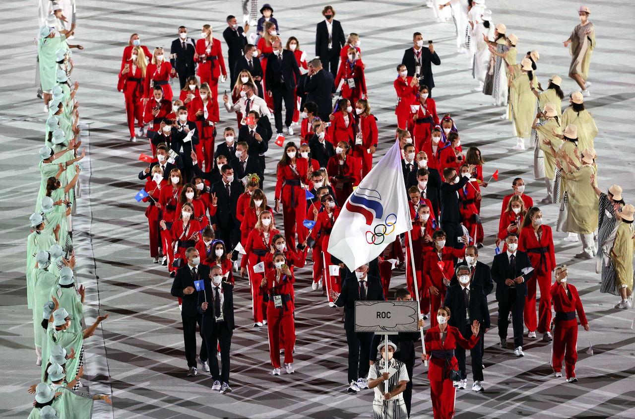 Con antigua esencia, Tokio inaugura los Juegos Olímpicos 2020