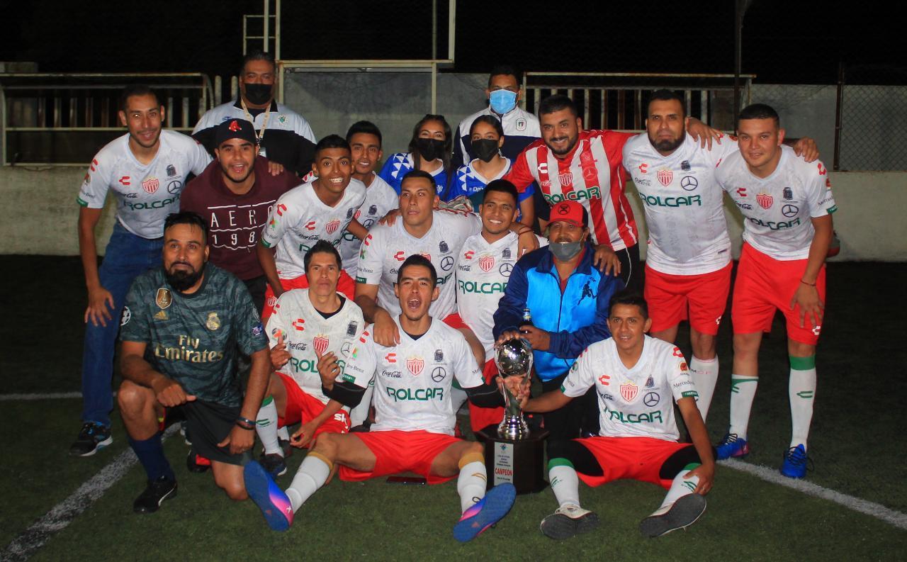 Premian con éxito Liga de Futbol Rápido IED