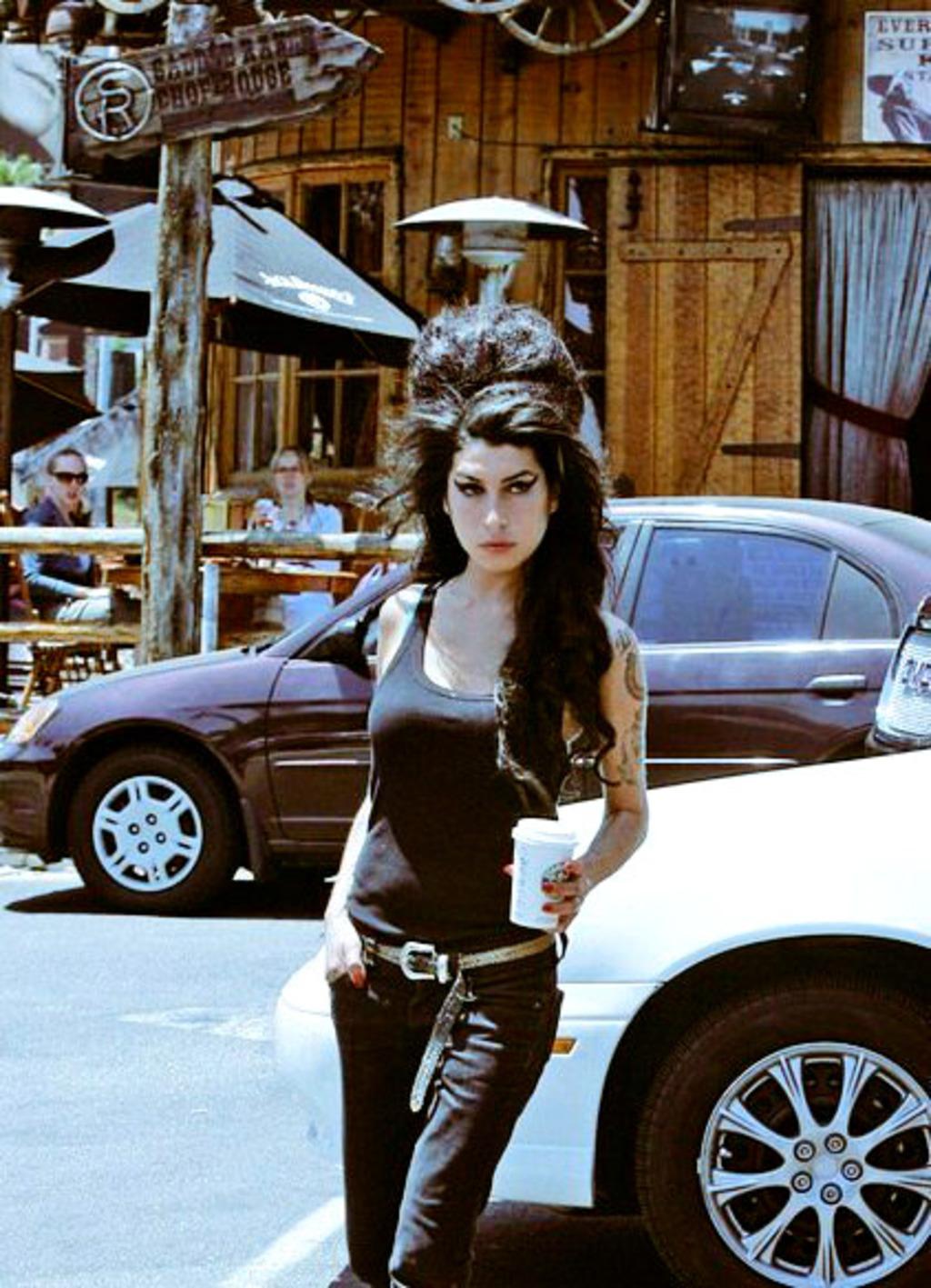 A diez años de la muerte de Amy Winehouse