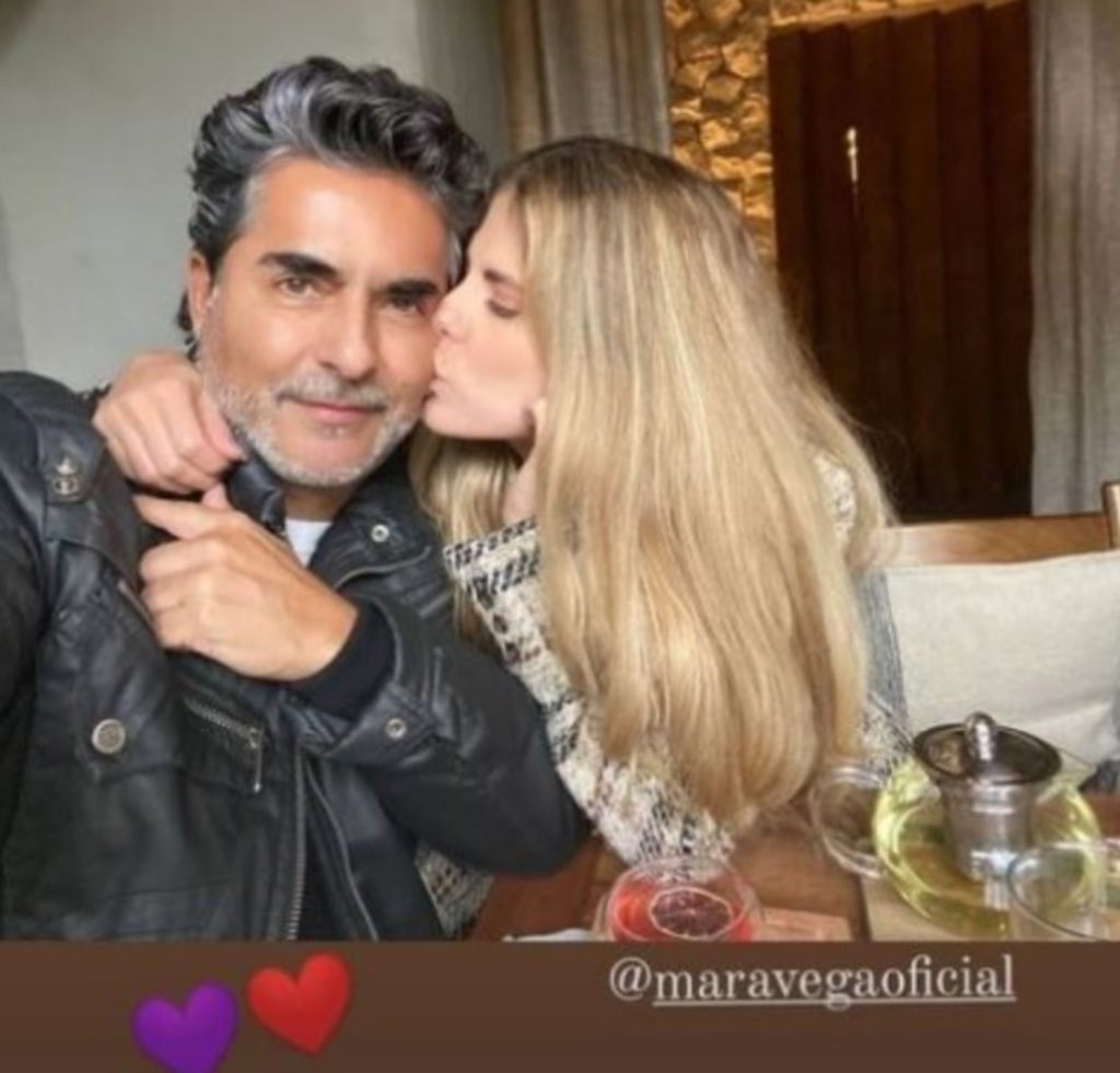 Raúl Araiza confirma romance