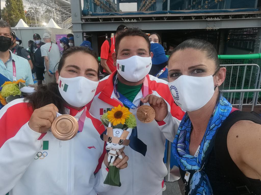 Ana Guevara señala que México fue a Tokio por 10 medallas