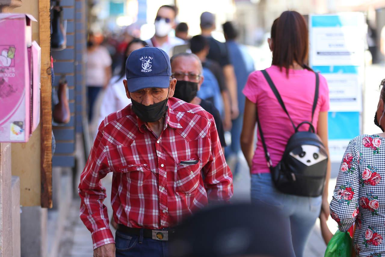 Hay 95 personas hospitalizadas por Covid en Durango