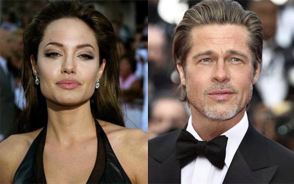 Logra Angelina Jolie victoria en su caso de divorcio con Brad Pitt