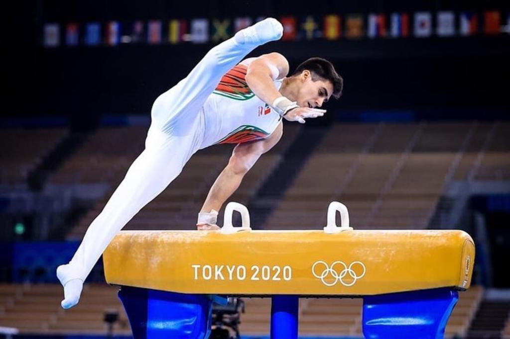 ¿Cómo le fue al gimnasta mexicano Daniel Corral en el inicio de la gimnasia artística en Tokio 2020?
