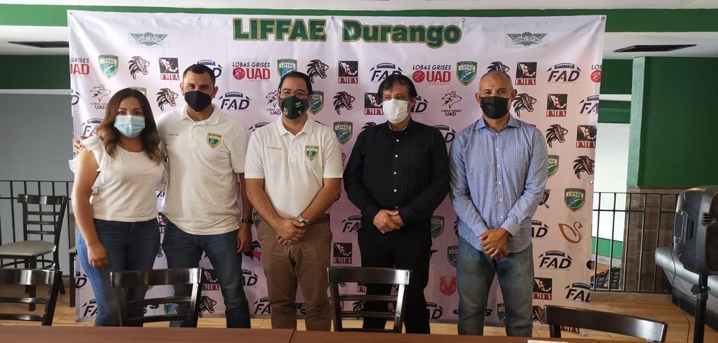 Presentan la LIFFAE Durango en Lerdo