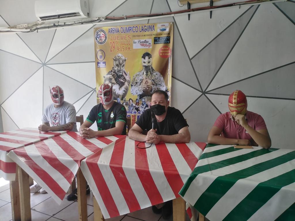Bandido encabeza función en la Olímpico