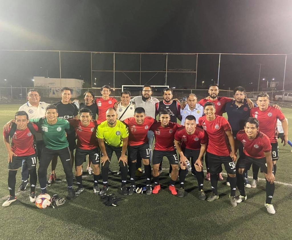 Central Espiga FC avanza a la final de la Liga de Campeones de Futbol 7