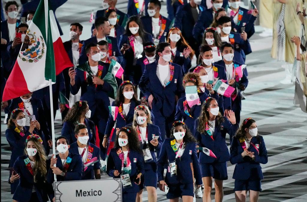 Delegación Olímpica Mexicana sin casos de COVID-19