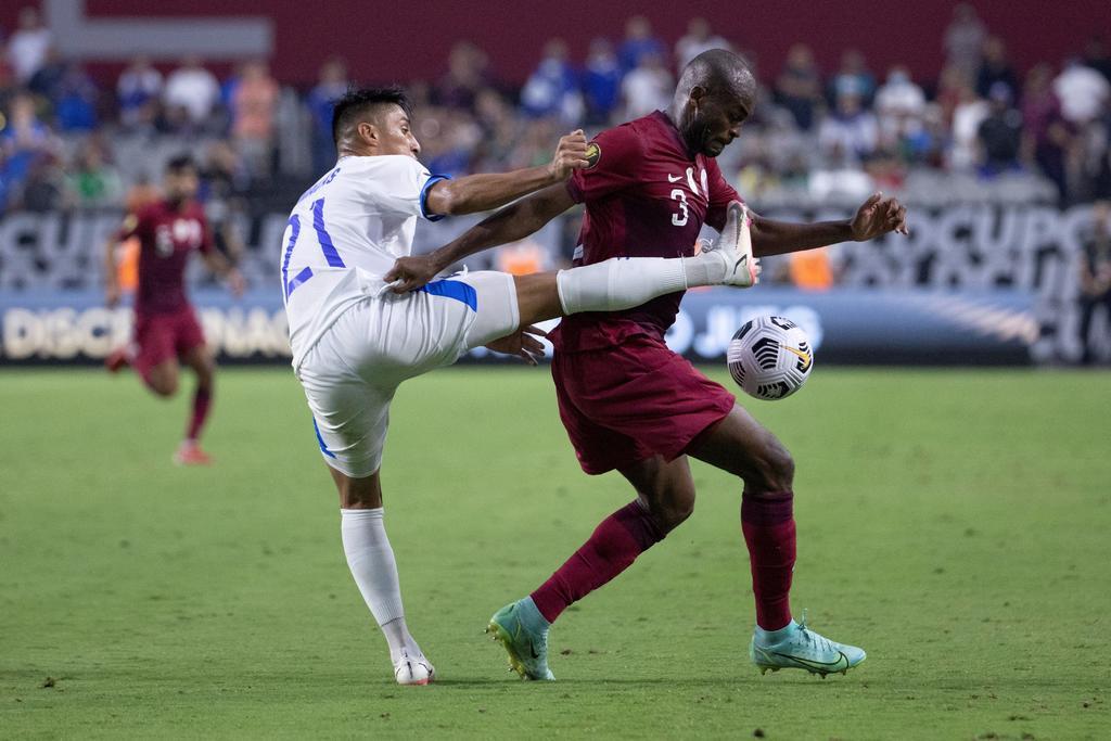 Qatar elimina a El Salvador; está en semis de Copa de Oro