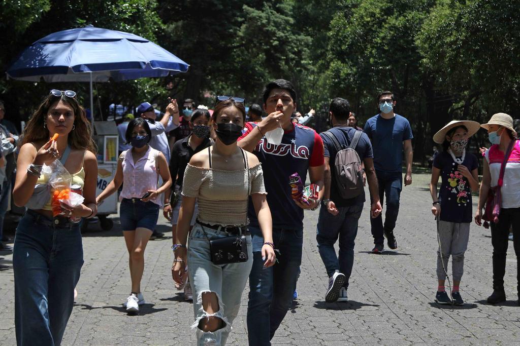 México registra otros 6 mil 535 contagios de COVID-19