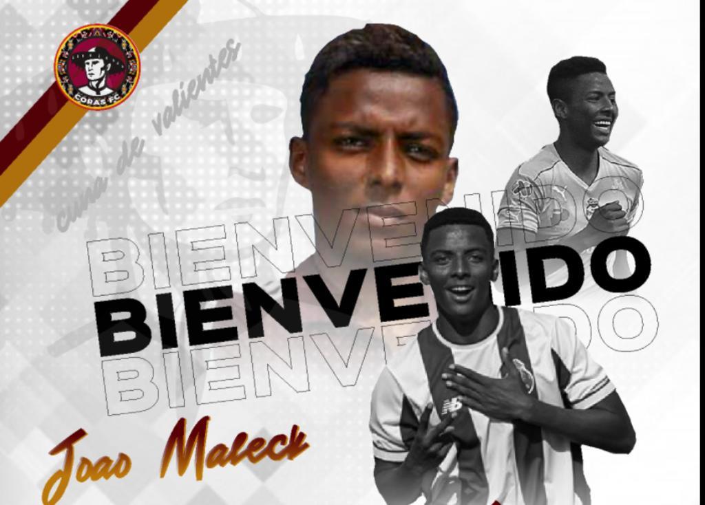¿La revancha? Joao Maleck se une al Coras FC de la Liga Premier de México