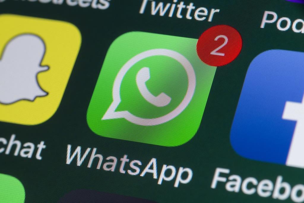 ¿Qué pasa si presionas el ícono de WhatsApp por varios segundos?