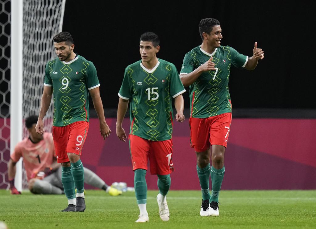 Sigue México en la pelea por el oro; disputará los cuartos de final de Tokio 2020