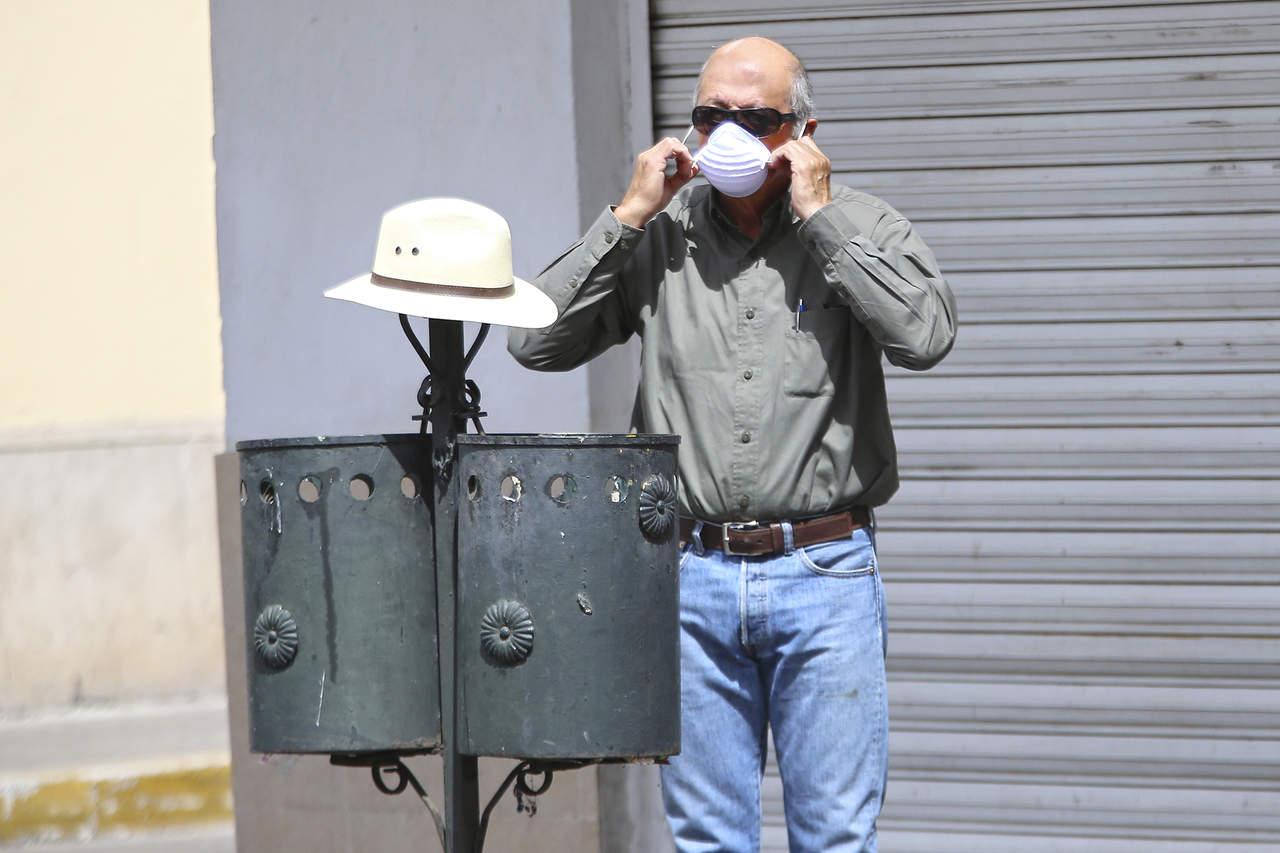 Durango llega a 167 positivos y 5 decesos por Covid en un solo día
