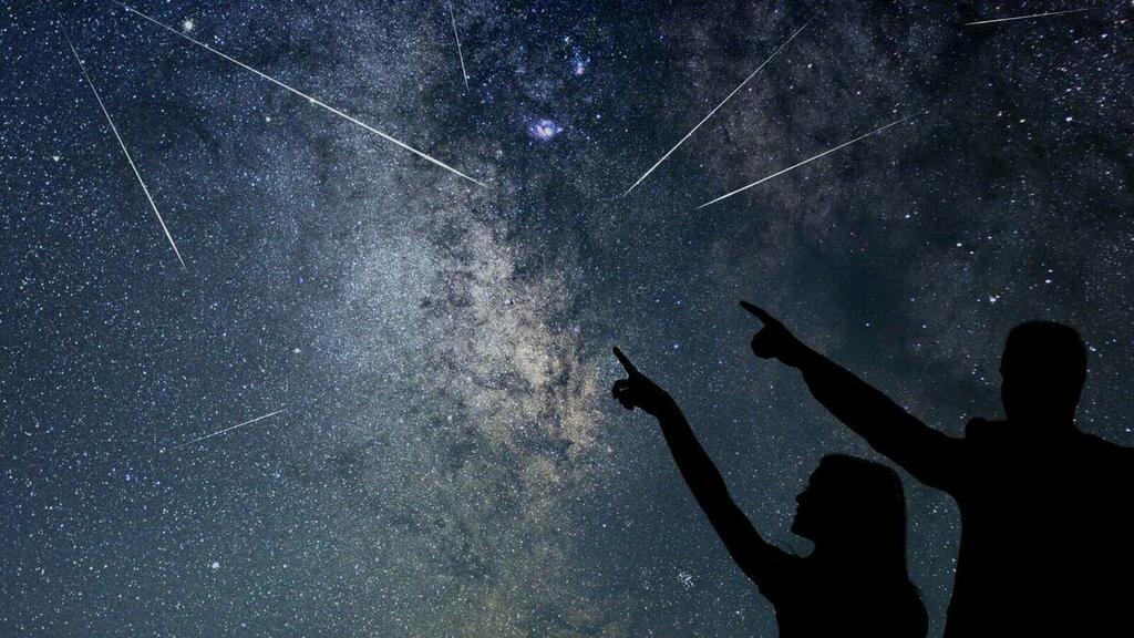 Lluvia de estrellas Delta Acuáridas cierra con broche de oro el mes de julio
