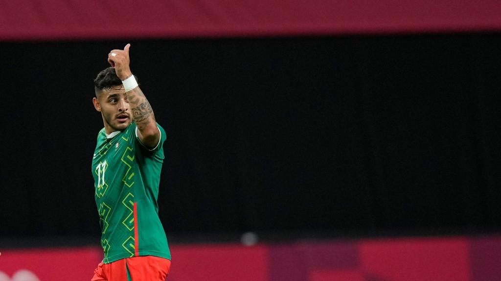 Alexis Vega aparece en encuesta de la FIFA para elegir al jugador más 'impresionante' de Tokio 2020
