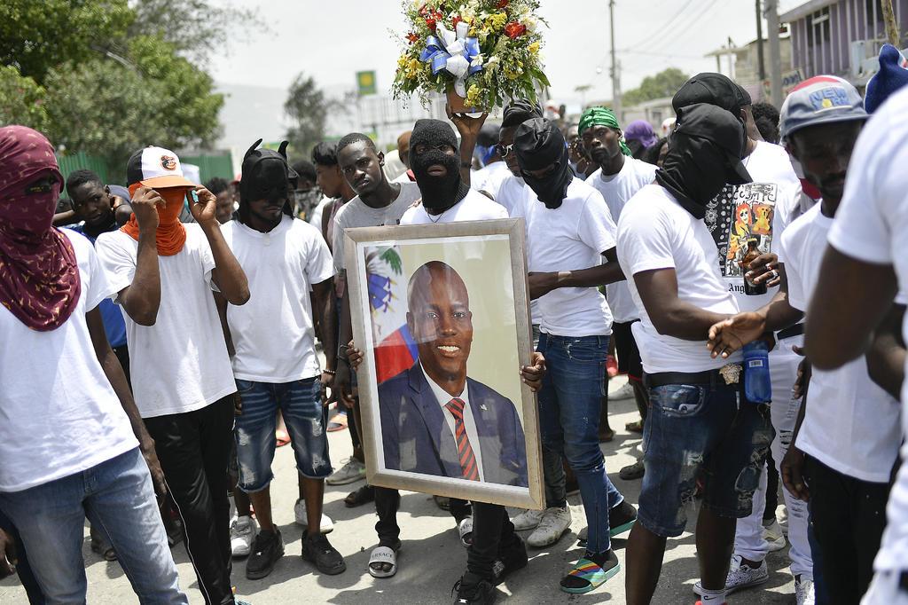 Arrestan a otro policía por el asesinato de Jovenel Moïse en Haití