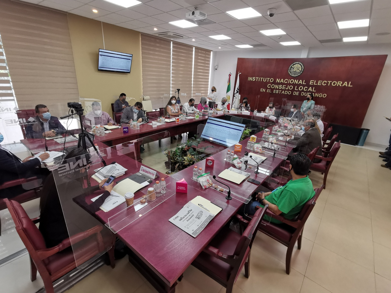 INE concluye el proceso electoral