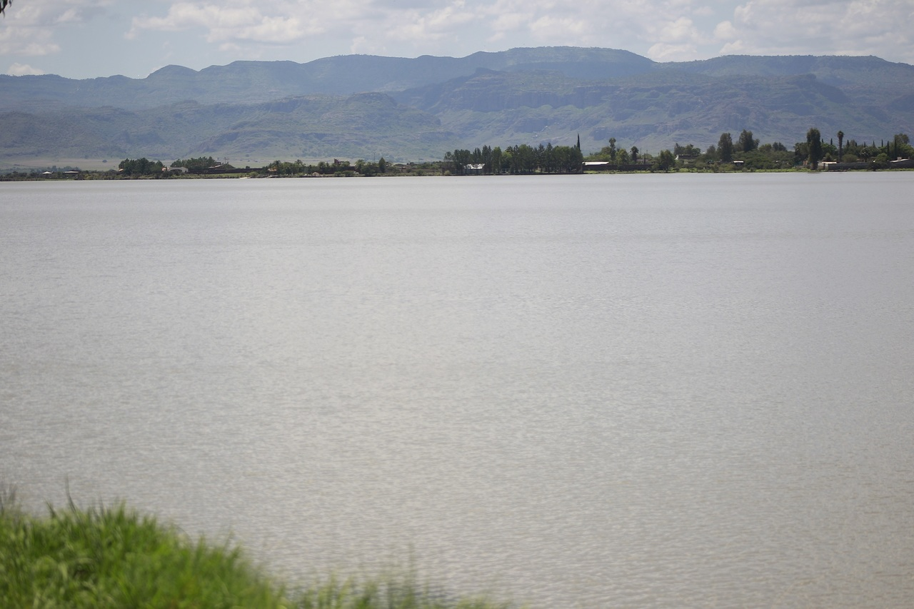 Lluvia abundante en presas de Durango
