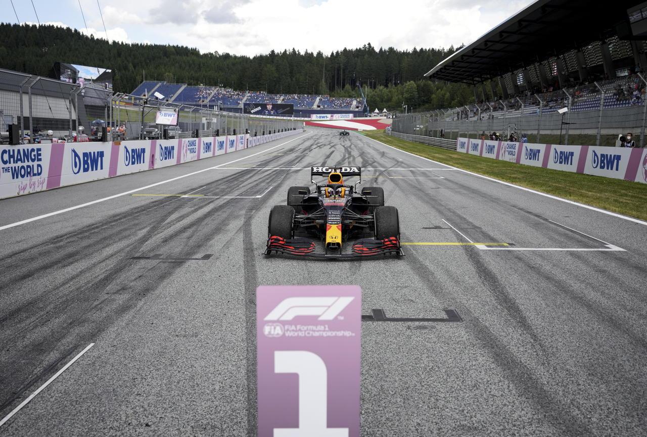 Verstappen no está confiado