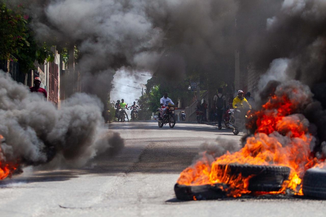 Policías mataron a 15 civiles en Haití, admiten