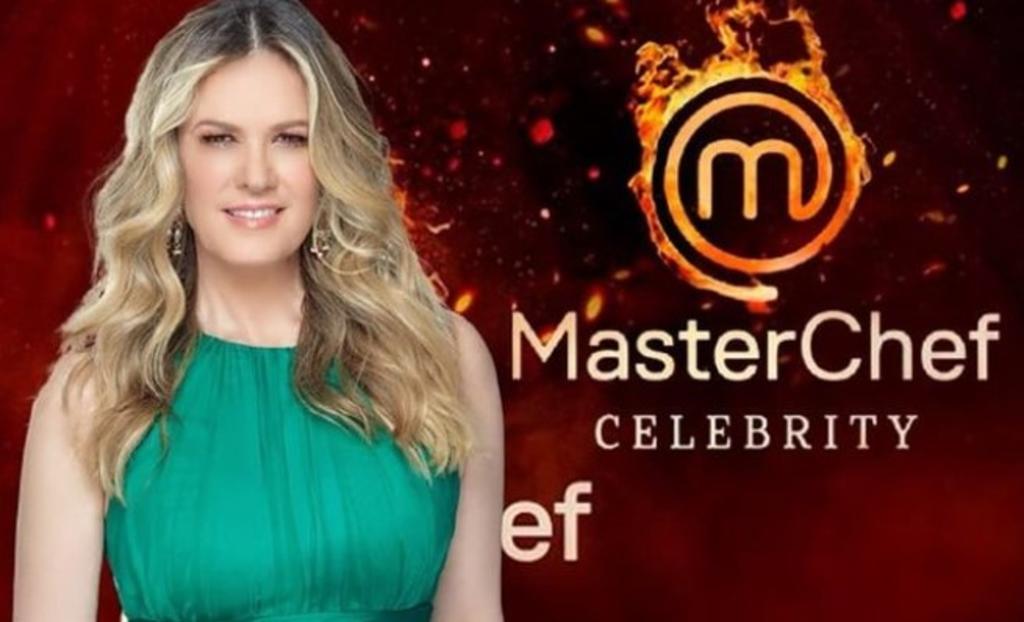 Rebecca de Alba será conductora en MasterChef