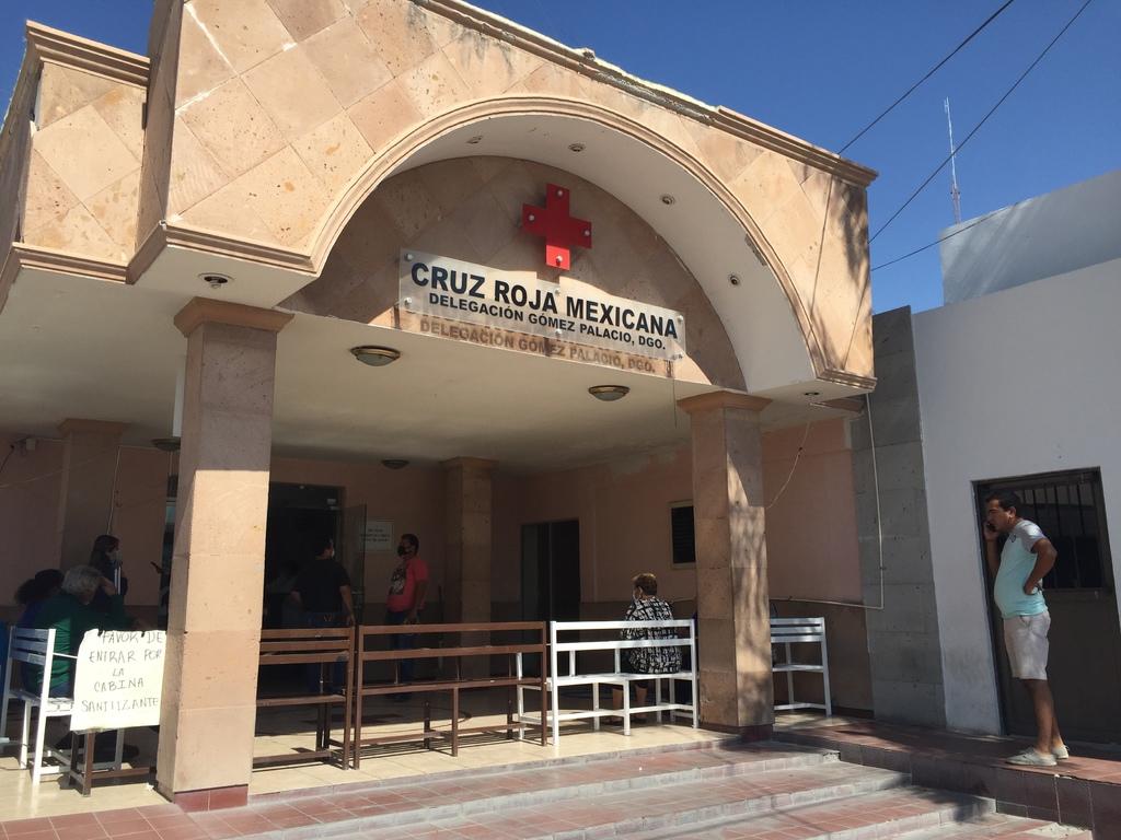 Ingresa niña a la Cruz Roja de Gómez Palacio con heridas en área genital