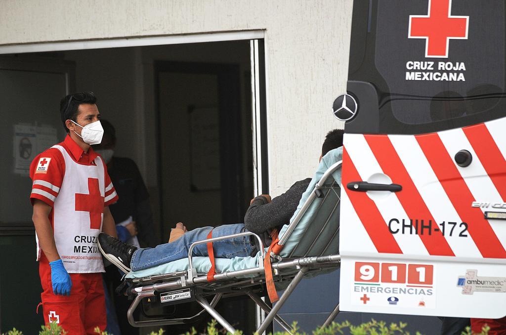 La Secretaría de Salud reporta 493 mil muertes en exceso en México