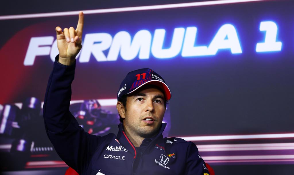 ¡Qué bárbaro!; 'Checo' Pérez va por su carrera 200 en la F1 y reveló su objetivo para el fin de semana