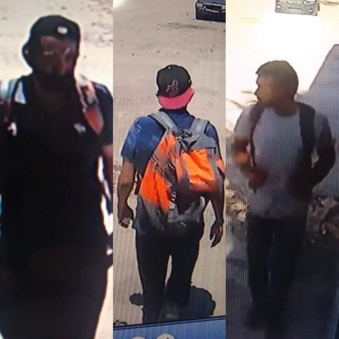 Evidencian a presuntos ladrones en la Valle del Guadiana