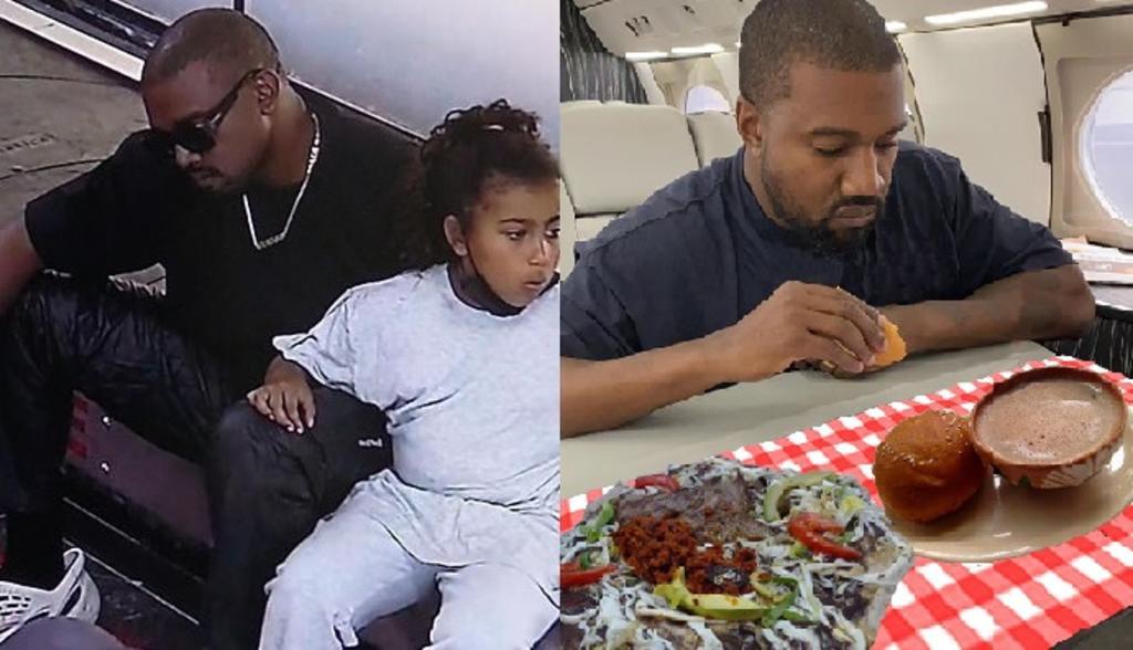Kanye Wes 'intenta olvidar' a Kim desde Oaxaca y los memes no lo perdonan