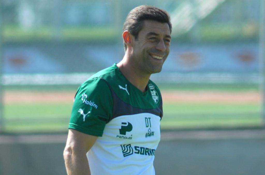 De todos los clubes en los que he trabajado, Santos Laguna fue el mejor: Caixinha