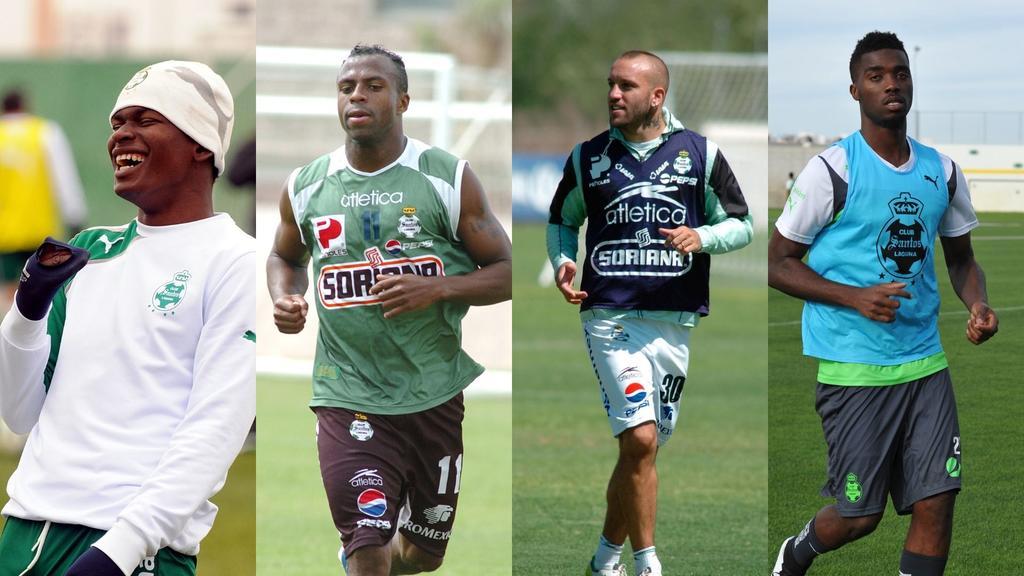 Llegará un nuevo delantero extranjero a Santos; ¿quiénes son los más sobresalientes en su historia?
