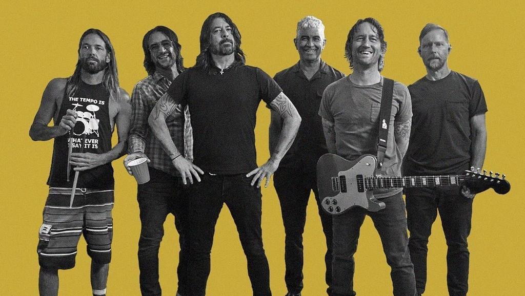 Foo Fighters anuncia concierto en la CDMX