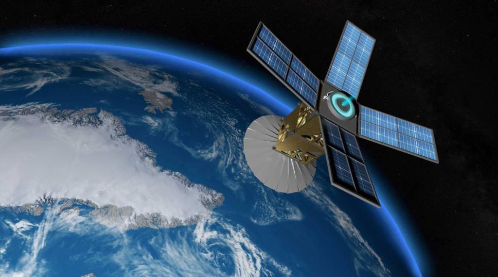 México figura en el espacio con su nanosatélite enviado por SpaceX
