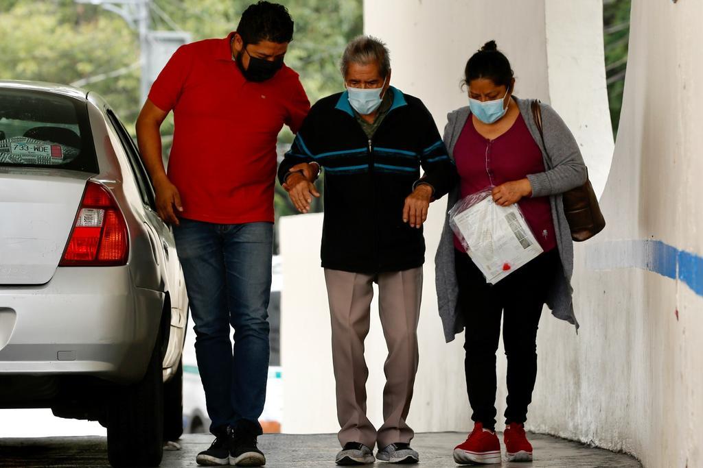 México reporta 201 muertes por COVID en últimas 24 horas