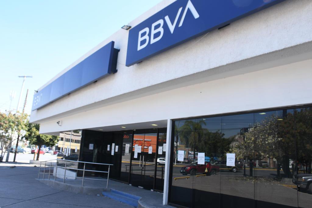 Usuarios en México reportan fallas en aplicación de BBVA