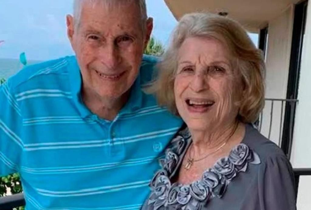 Myriam y Arnie Notkin, pareja octogenaria que llamó 31 veces a su familia desde los escombros en Miami