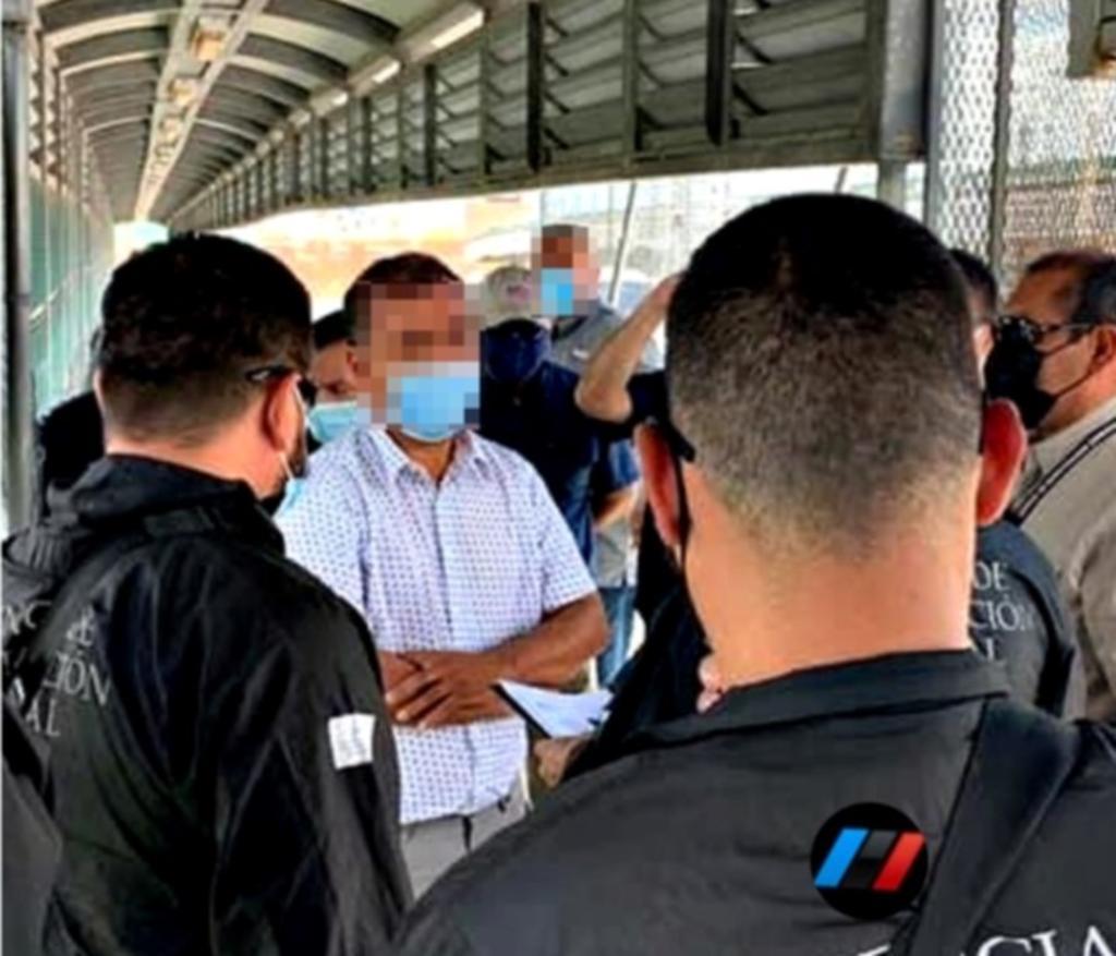 Autoridades de EUA detienen a presunto prestanombres del gobernador García Cabeza de Vaca