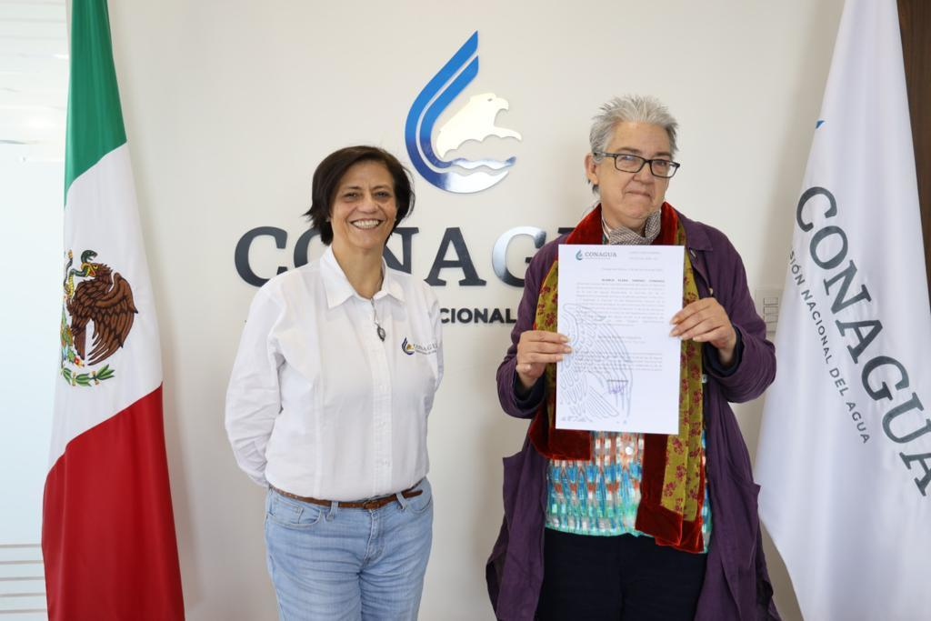 Palerm Viqueira, subdirectora general técnica de Conagua, renuncia al cargo