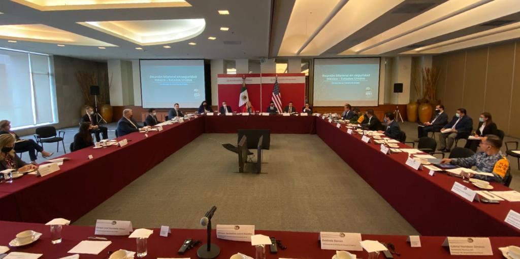 México y la DEA acuerdan mejorar cooperación contra crimen organizado