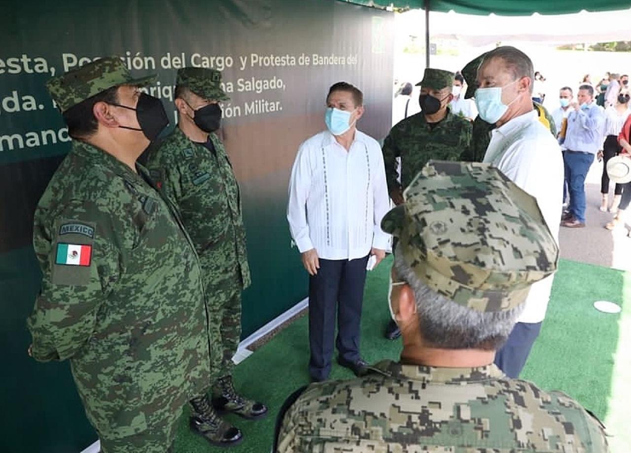 Estrecha relación en seguridad, turismo y desarrollo económico entre Durango y Sinaloa: Aispuro