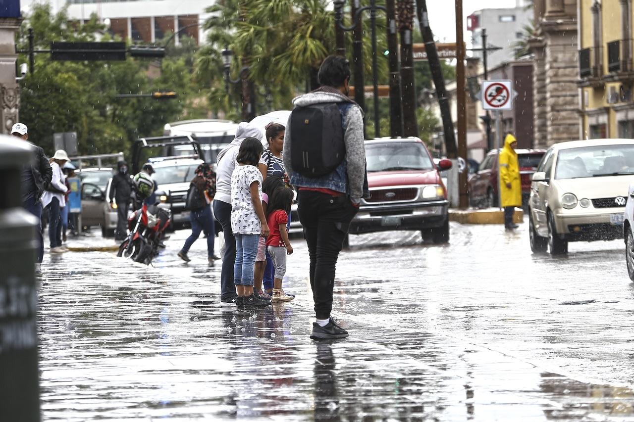 Seguirán las lluvias en Durango: Conagua