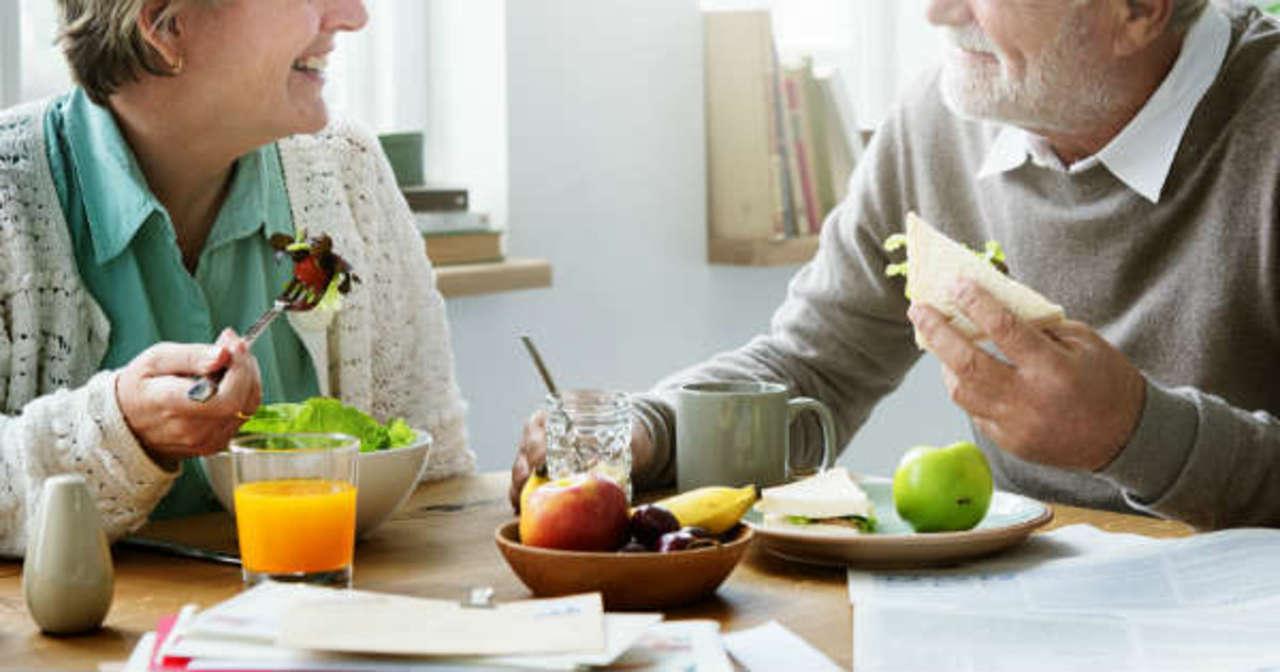 Alimentos peligrosos para los abuelitos