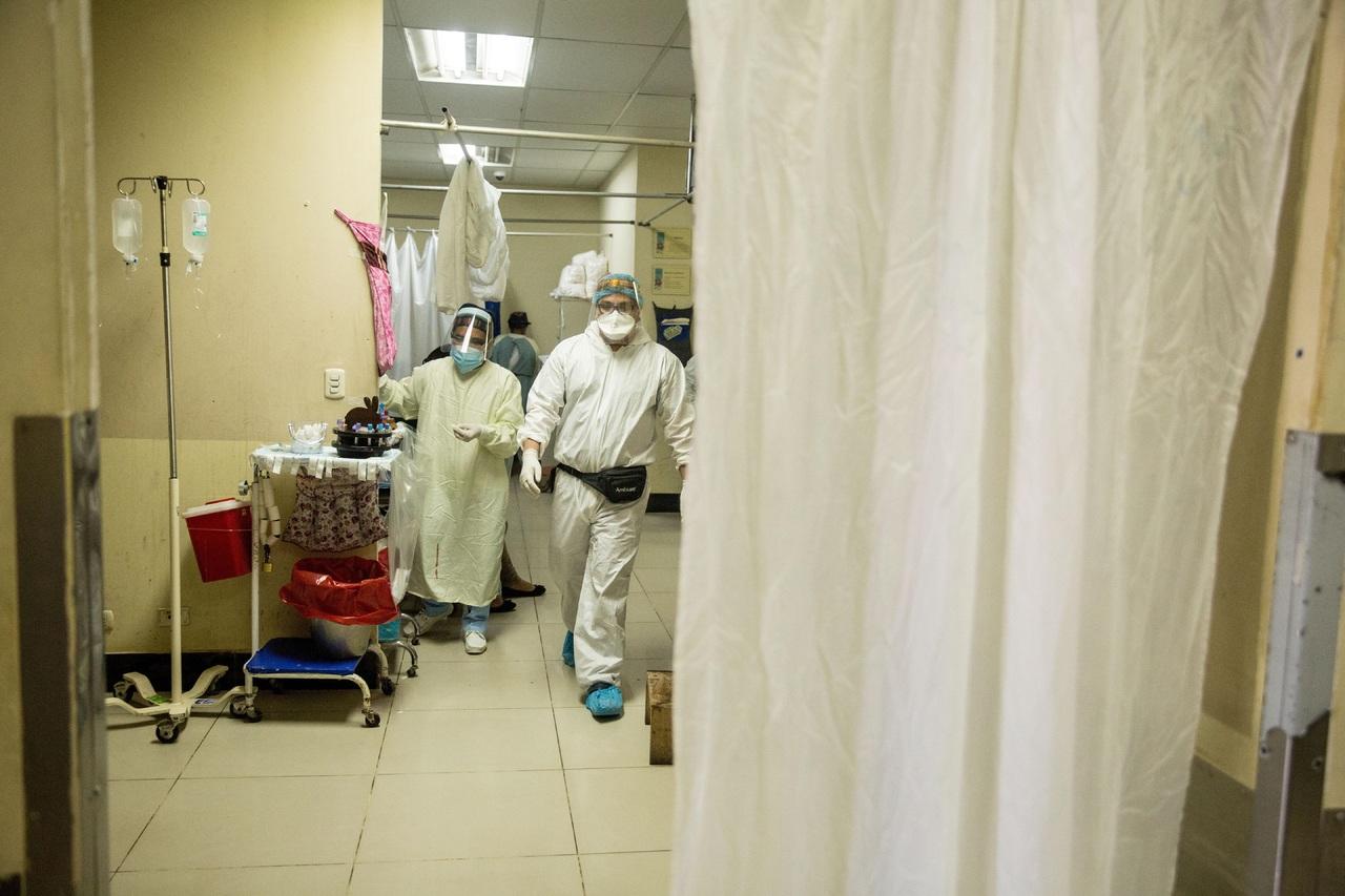 Guatemala: alerta roja hospitalaria