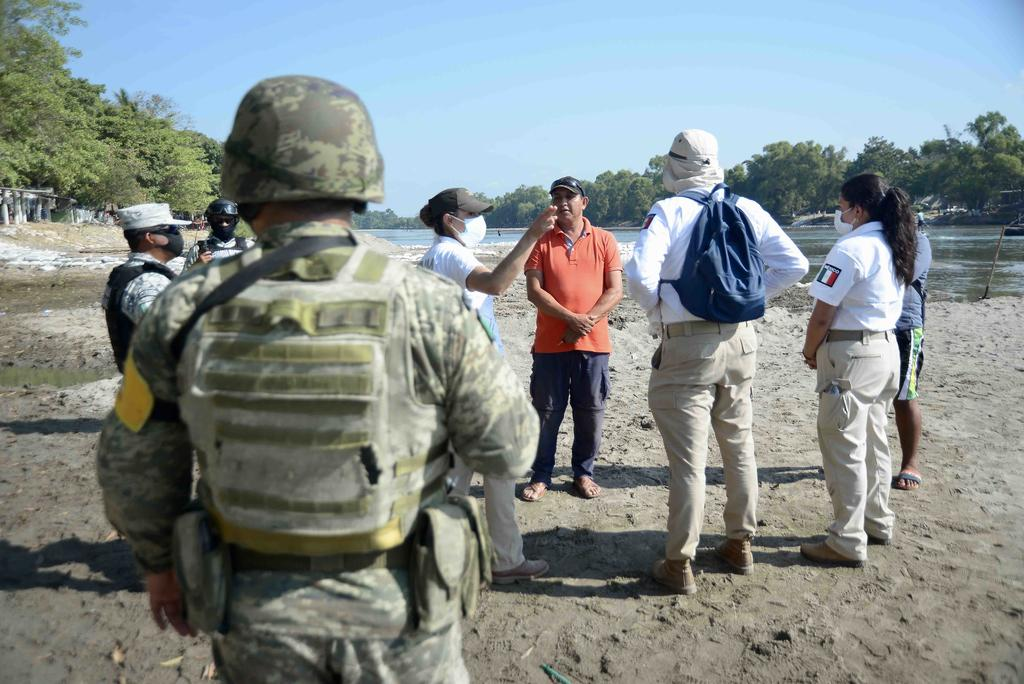 ONU-DH exhibe maltrato migratorio en México