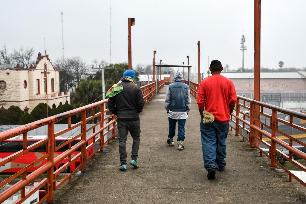 La CNDH detecta a migrantes retenidos en condiciones insalubres en Piedras Negras, Coahuila