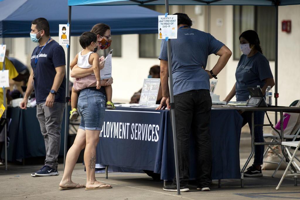 Estados Unidos registra 850 mil nuevos empleos